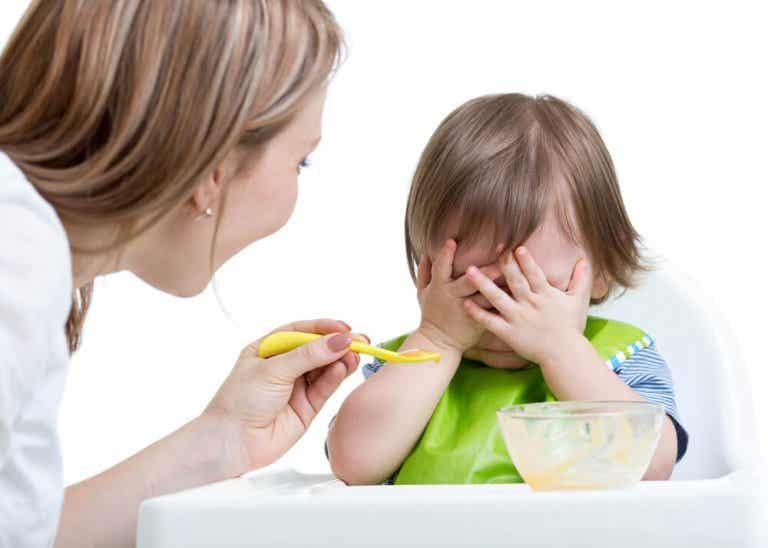 Como motivar seu filho a comer