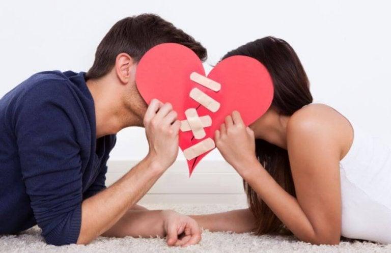 Como recuperar um relacionamento que terminou, mas tinha futuro?