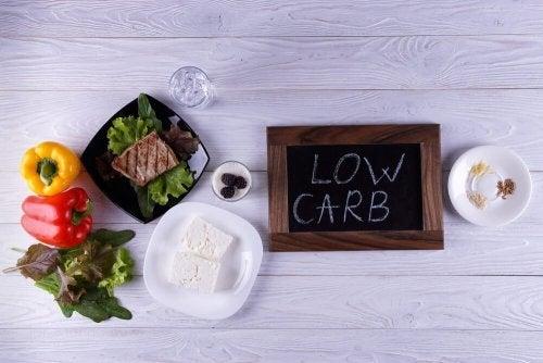 Dietas extremas não contêm carboidratos
