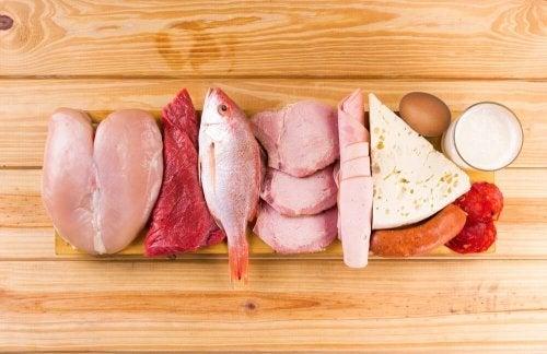Dietas extremas não contêm todos os nutrientes