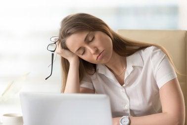 O estresse gera cansaço