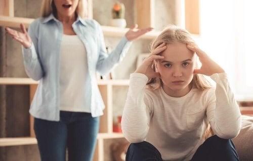 O que eu faço se meu filho não concordar comigo?