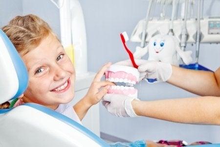 Higiene pessoal para crianças: higiene bucal