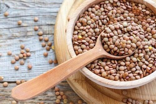 Por que as lentilhas são recomendadas nas dietas?