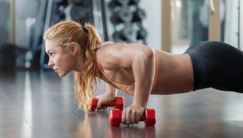 Vitaminas proteicas ajudam no exercício
