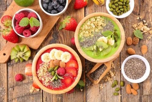 Dieta para aliviar a enxaqueca