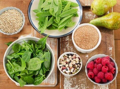Alimentos para aliviar a prisão de ventre