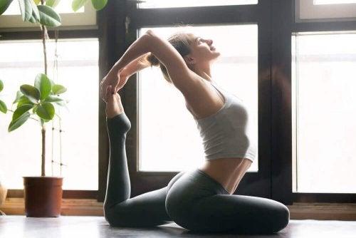 Temos que ser flexíveis para poder praticar ioga?
