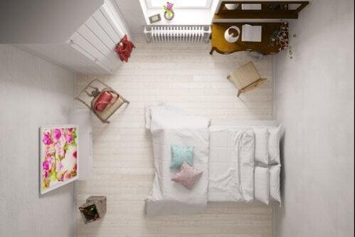 Como decorar o quarto de hóspedes?
