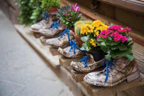 Sapatos velhos: formas de reciclá-los