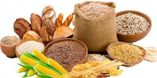 A dieta usada na ginástica rítmica inclui sementes