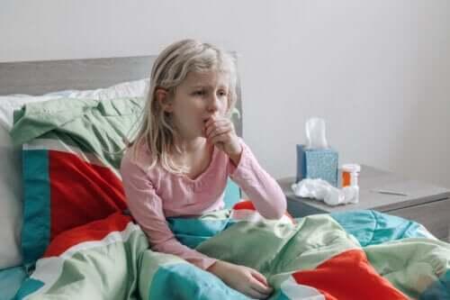 Como o soro fisiológico ajuda contra a gripe em crianças?