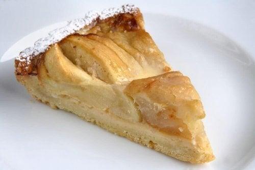 A torta de maçã mais fácil do mundo