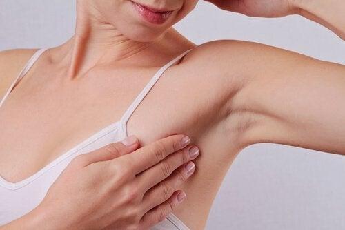 Tratamento depilatório à base de lentilhas