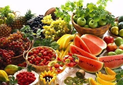 Ser vegetariano dará a você uma dieta variada e colorida