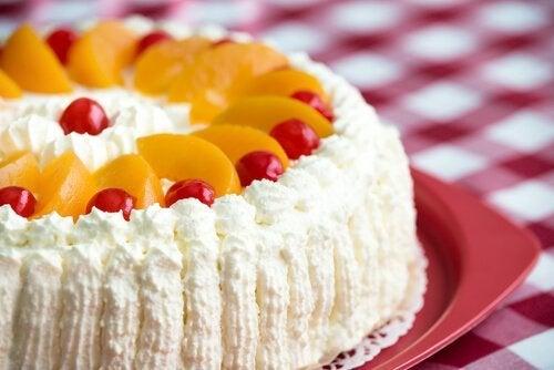 Sobremesas deliciosas: torta