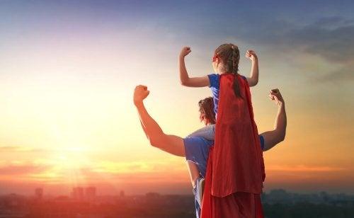 9 frases motivadoras para nossos filhos