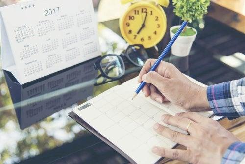Aprender a priorizar: Ferramentas para organizar o tempo