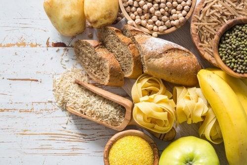 Dietas pobres em carboidratos carboidratos são prejudiciais: você precisa de energia