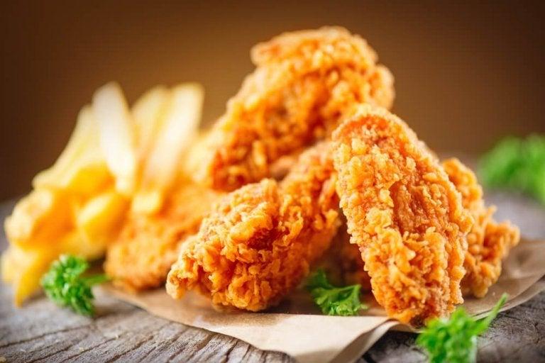Frituras: mudanças que ocorrem ao fritar os alimentos
