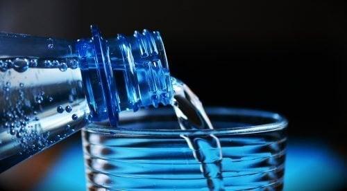 Uma dieta para golfistas  requer água