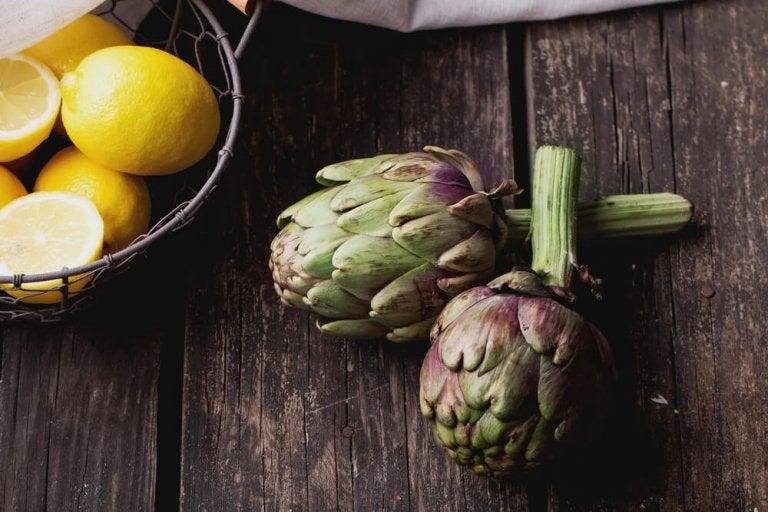 Combata o colesterol com esta receita com alcachofra