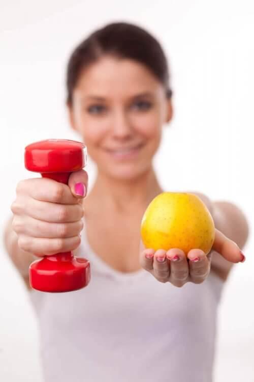 Alimentação após o treinamento físico