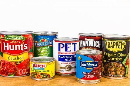 Por que devemos evitar os alimentos com conservantes?