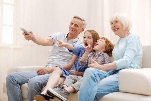 5 filmes para assistir com os avós