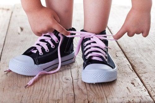 O autocontrole em crianças pode gerar independência