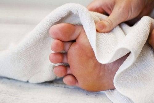 Dicas para curar as bolhas na pele