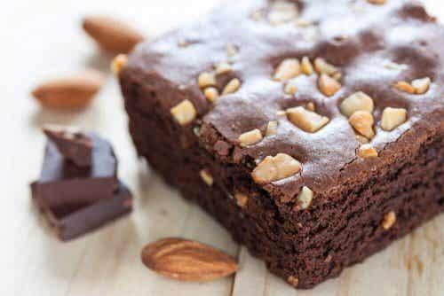 Receitas de brownie sem glúten
