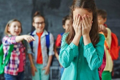 Bullying escolar: como detectá-lo a tempo