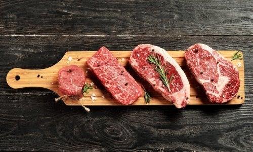 Carne para assar muito saborosa!