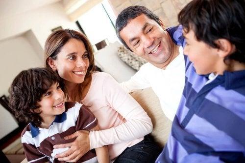 5 requisitos para poder dialogar com os filhos