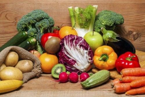 Alimentos permitidos na dieta ácido-alcalina