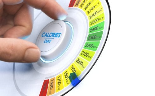 dieta para pessoas com HIV controlando as calorias
