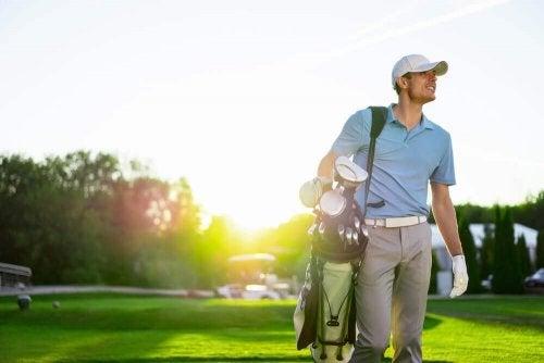 Dieta para golfistas: descubra como fazê-la