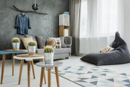 Sala com estilo minimalista: maneiras de consegui-lo