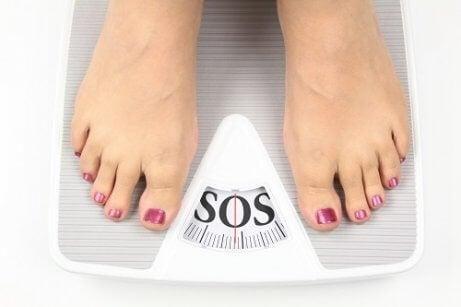 Ao programar a dieta se pese antes