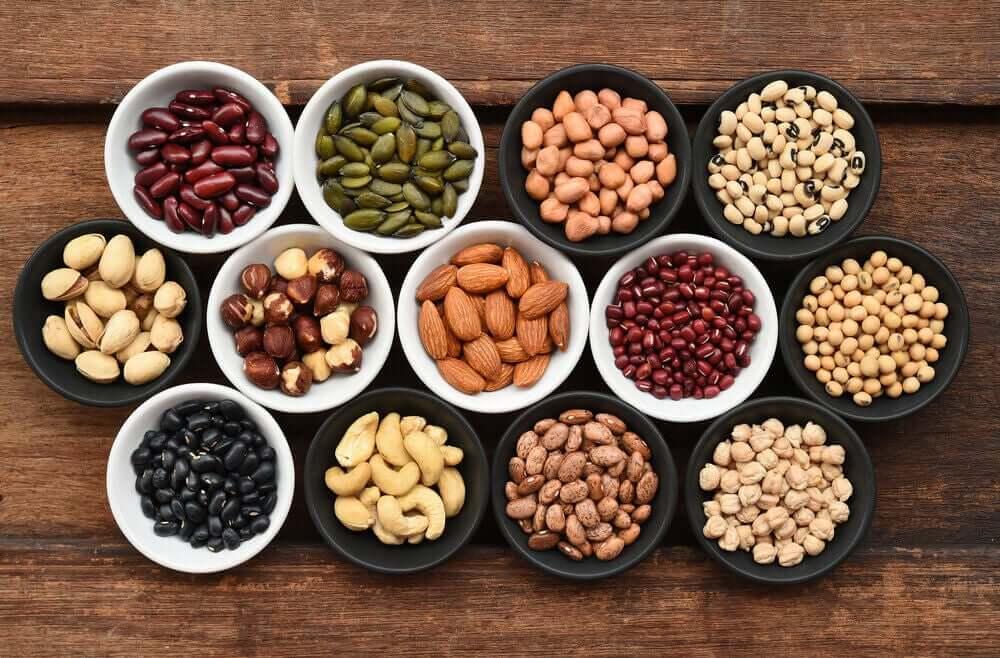 Alimentos ricos em polifenóis