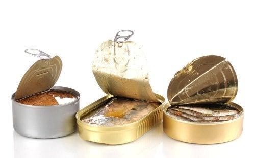 Alimentos com conservantes: aditivos mais prejudiciais