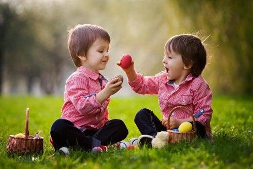 Compartilhar significa generosidade