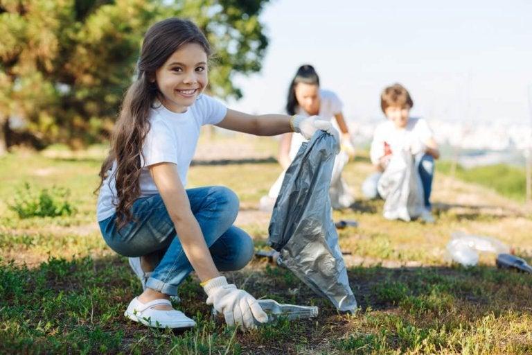 Como ensinar seu filho a cuidar do meio ambiente