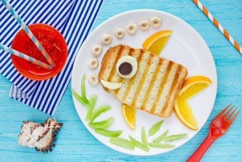 Meus filhos não comem peixe: o que posso fazer?