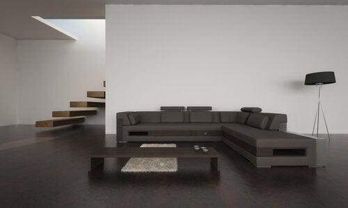 O estilo minimalista na decoração
