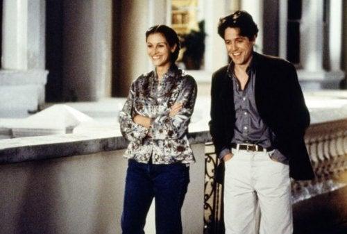 Um dos casais mais românticos do cinema