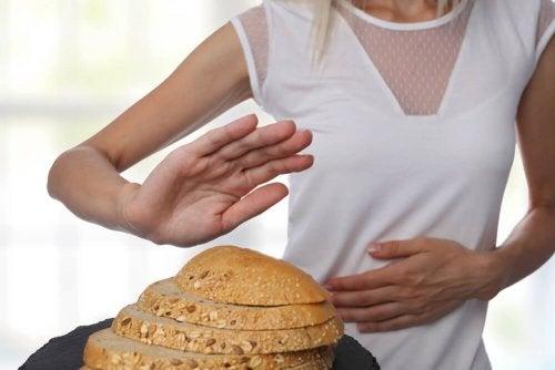 O pão pode causar intolerâncias alimentares