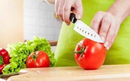 Deve tirar da sua cozinha alimentos que não precisar