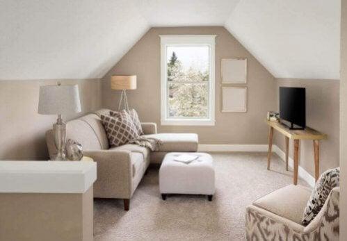 6 ideias para que a sua sala pareça maior